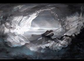 Door golven gedragen. De beelden van Benjamin Bubb.