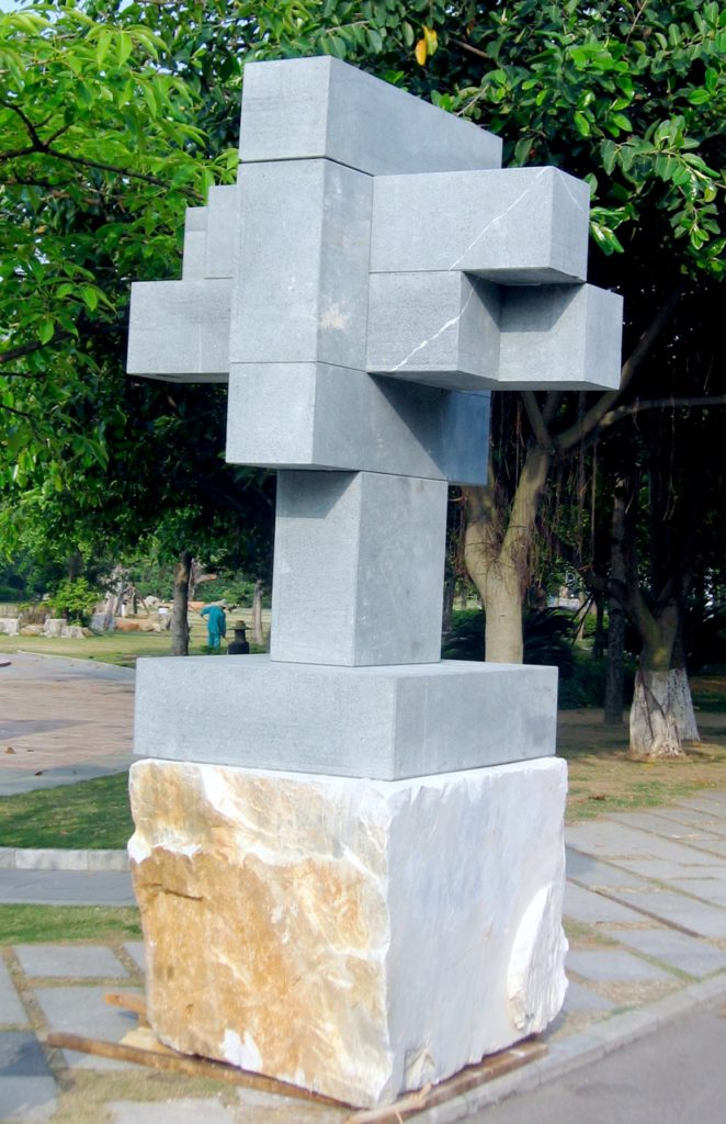 Paul Ibou - Recto Verso (Shenzen, 2007)