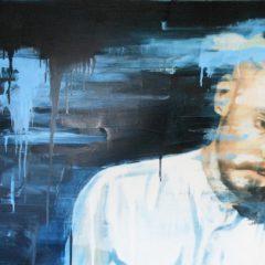 Chris Vanderschaeghe, de naakte emoties op een doek vertaald