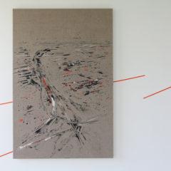 Het ontstaan van een kunstwerk… Fast Highway van Brantt