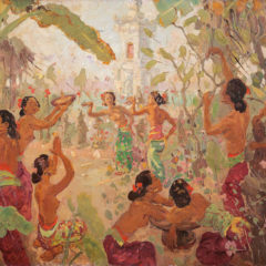 Adrien-Jean Le Mayeur, een Belgische impressionist in Bali