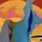 Féline Minne, schilderijen als innerlijke explosies