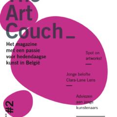 TheArtCouch magazine #2 verschijnt op 7 juni!
