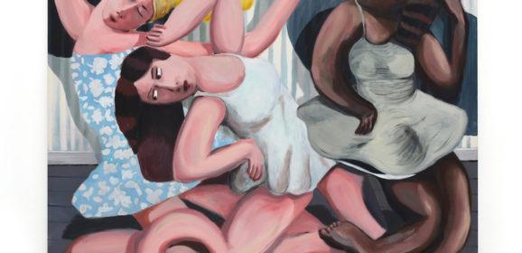 My eyes got diverted again, Michaël Declercq vanaf 13 april bij Kusseneers Gallery