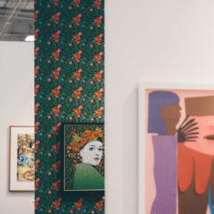 Wat er zoal te zien was op Art on Paper, NY in maart
