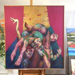 """Focus op een werk: """"Lo que fué de Pandora en su caja"""" van Cecilia Jaime"""