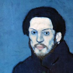 De evolutie van Picasso in 10 zelfportretten