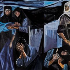 Focus op een kunstwerk: Death of a Child van Mahmoud Sabri