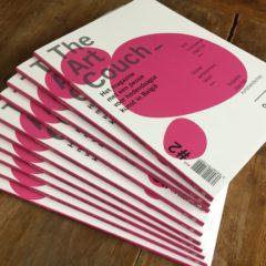 Nu te koop! Het tweede nummer van TheArtCouch magazine!