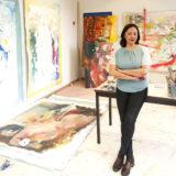 Sensueel en spiritueel, Emmy Asakura bij Husk Gallery