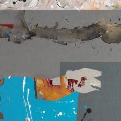 De esthetiek van een litteken, Beniti Cornelis bij Galerie Van Der Planken