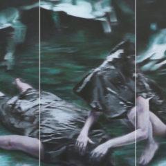 Lucas Cann, schilderijen als littekenweefsel