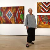 Op haar 98ste ontdekt, en meteen een tentoonstelling bij Serpentine, Londen.