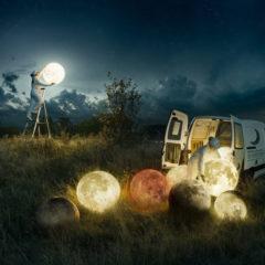 Surrealistische fotografie, ontdek het werk van Erik Johansson