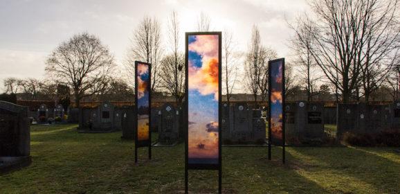 Kunst op het kerkhof, een gesprek met Pieter De Decker