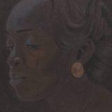 Focus op een kunstwerk: Janded van Njideka Akunyili Crosby