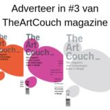 Adverteer in het 3e magazine van TheArtCouch, en bereik meer dan 1,000 kunstliefhebbers!