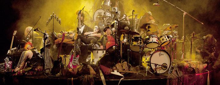 Koen Theys - Death Fucking Metal (Yellow) @Koen Theys