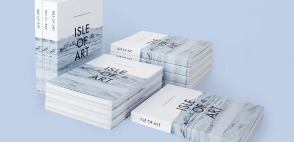 Isle of Art: van crowdfunding tot kunstboek over IJsland