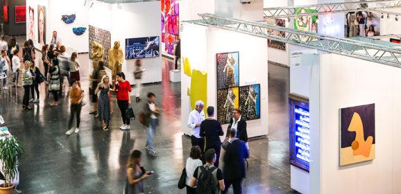 Een kijkje in de Istanbul Contemporary Art Fair 2019