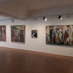 Een boeiend stukje Belgische kunstgeschiedenis: Jan Cox en vrienden bij Campo & Campo