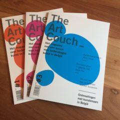 Nieuwe ontdekkingen in de hedendaagse kunst. Bestel nu #3 van TheArtCouch magazine