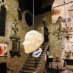 Intieme ingrepen in indrukwekkend erfgoed: Reniere&Depla cureren expo in Brugse Adornesdomein