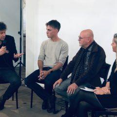 """""""Kunstverzamelaars leven lang en gelukkig"""", Gwendolina Willems in gesprek met Paul Declercq, Conrad Willems en Kristof De Clercq"""