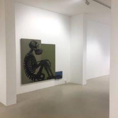 Van constante gedachten-stroom naar totaalinstallatie. ROA verrast bij Keteleer Gallery, Antwerpen