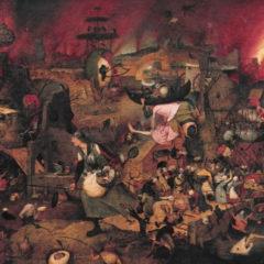 Bruegels Dulle Griet inspireert moderne kunstenaars