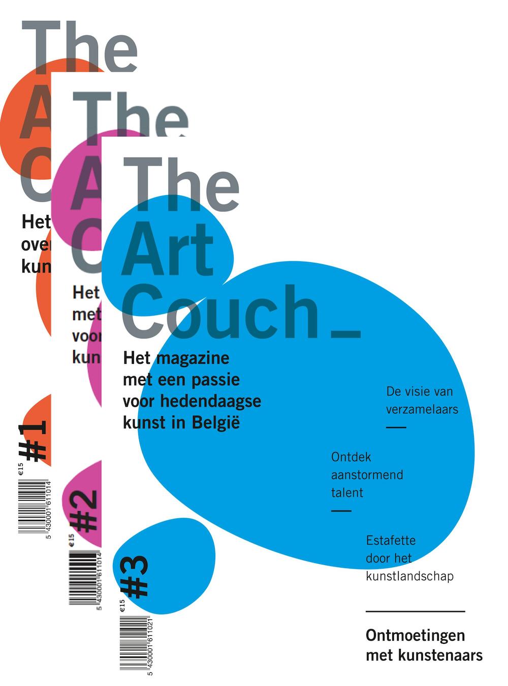 TheArtCouch magazine