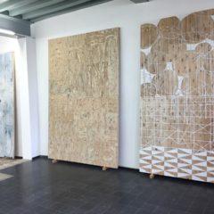 Een verrassend harmonieuze tentoonstelling. Ante Timmermans en Charl Van Ark bij Emergent, Veurne