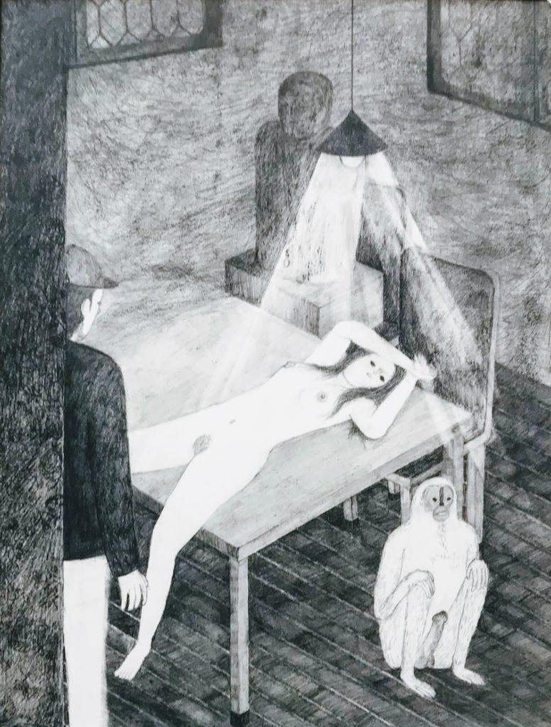 Mackerel Safranski - Accident of Flesh (2017)