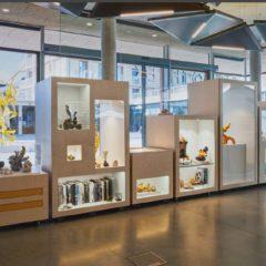 Nick Ervincks fascinatie voor Henry Moore, tot een boeiende installatie omgevormd
