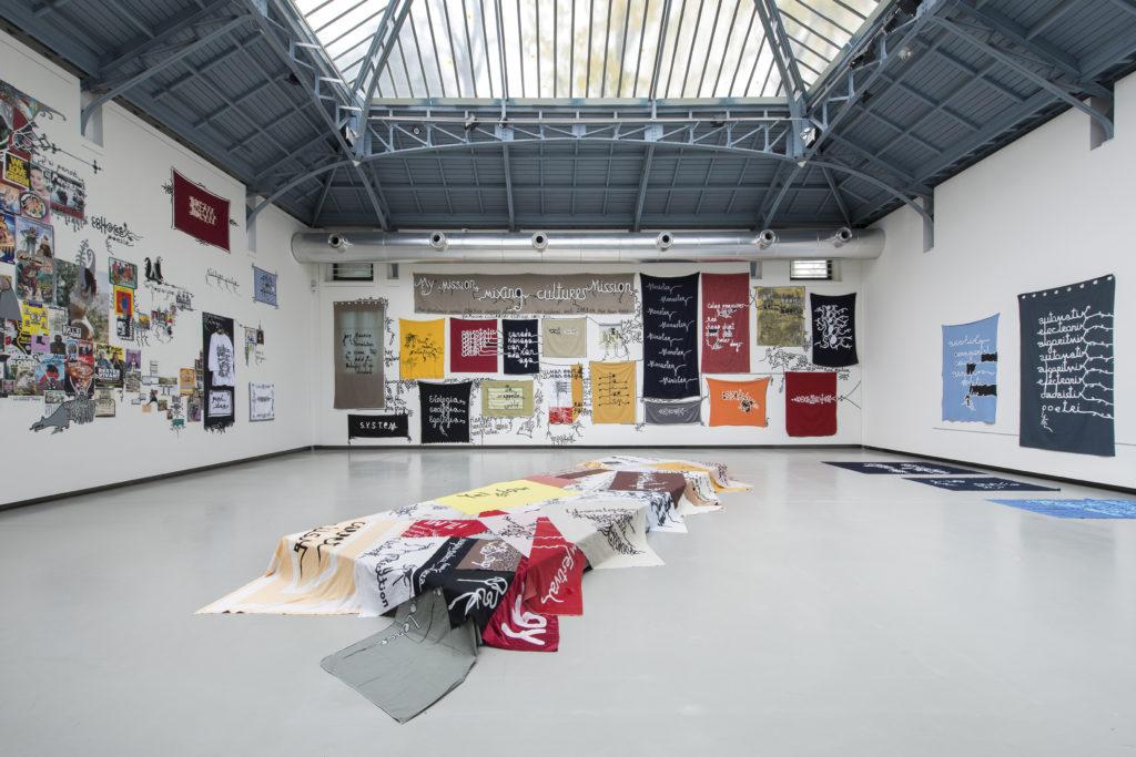 Babi Badalov - installatiezicht Soul Mobilisation (2) © Isabelle Arthuis Fondation