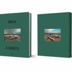 """""""Codex"""", het monumentale oeuvre van ROA eindelijk in boekvorm beschikbaar"""
