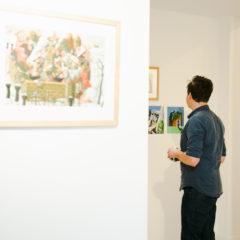 'Rufus Gallery', een nieuwe kunstgalerij die een heel eigen stempel wil drukken