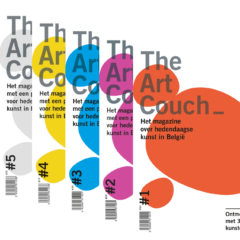 TheArtCouch Magazine 2020, abonneer je nu!