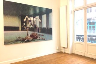 Vanitas humanum est, of hoe hedendaagse kunstenaars omgaan met de doodsgedachte, tot 1 maart in CAS-Oostende