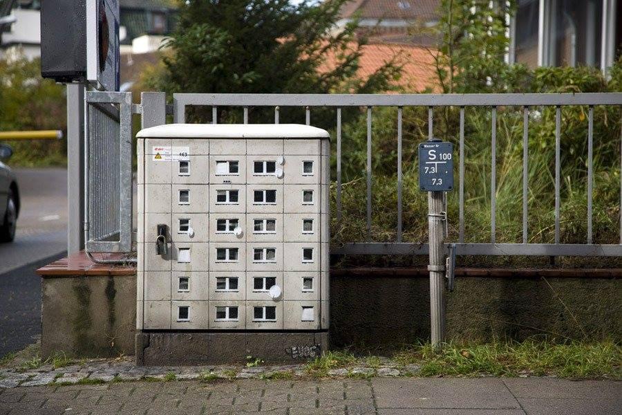 Evol - street art