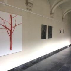 De fascinerende opbouw van een tentoonstelling: Carmelitana in Gent