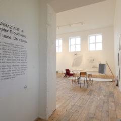 Parazart #1, een duo-tentoonstelling waar toeval een grote rol speelt. Tot 26 april in Stichting IJsberg, Damme