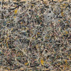 Een boeiend stukje kunst-geschiedenis. Hoe Jackson Pollock's drippings konden ontstaan