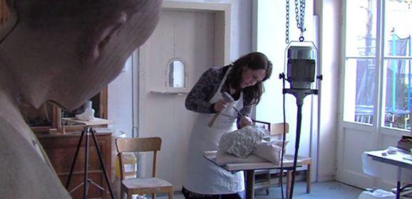 Een bijzondere inkijk in de ateliers van negen Belgische kunstenaars
