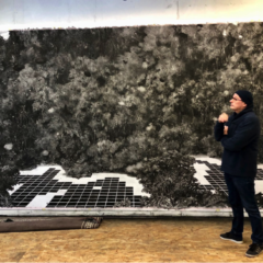 """""""Kunst is er voor de mens"""", een gesprek met Benny Luyckx"""