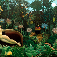 Focus op een meesterwerk: Le rêve van Henri Rousseau