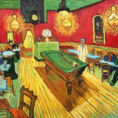 Focus op een meesterwerk: het nachtcafé van Van Gogh