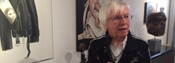 Een overweldigend oeuvre in de schaduw van de kunstwereld… Een ontmoeting met de 83-jarige Mia Goovaerts