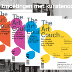 Meer dan 100 boeiende kunstenaars om vanuit uw zetel te ontdekken.