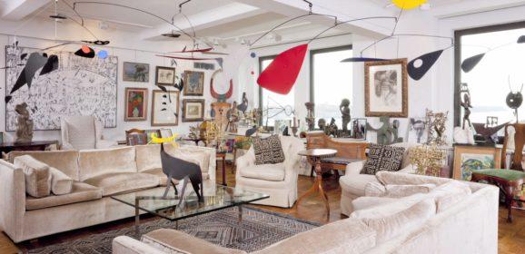 De opbouw van een kunstcollectie: Arthur en Anita Kahn